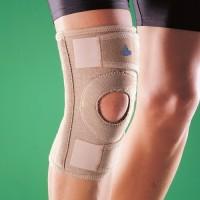 Контурный коленный бандаж Coolprene OPPO Medical 1130