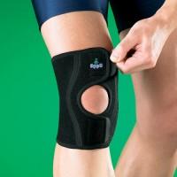 Контурный коленный бандаж Coolprene OPPO Medical 1132
