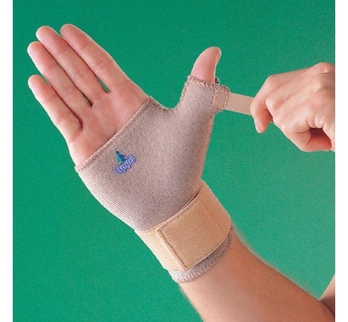 Бандаж лучезапястный поддерживающий большой палец OPPO Medical 1084
