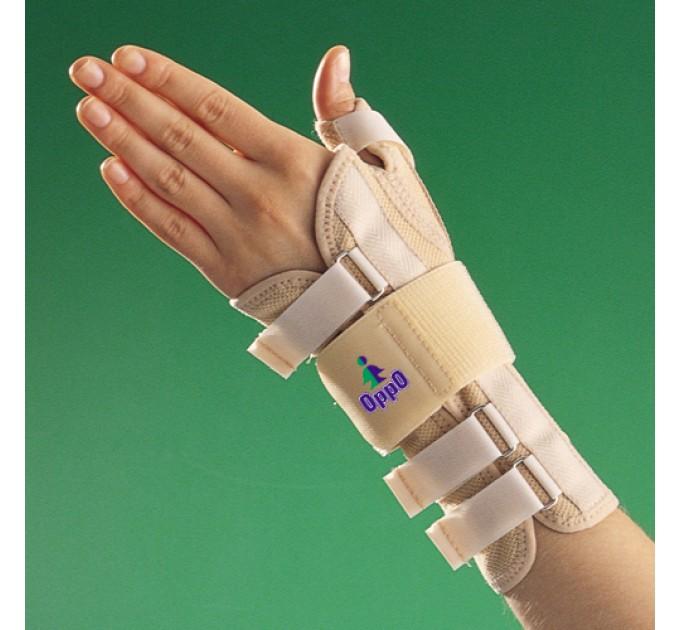 Бандаж лучезапястный стабилизирующий OPPO Medical 3182